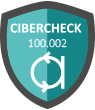 Escudo Cibercheck Certificación Ciberseguridad