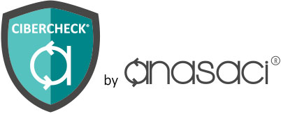 Logotipo Cibercheck Certificación Ciberseguridad